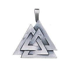 Adelia´s Amulett Symbole der Alten Welten, Pict's Knoten - Für Schutz
