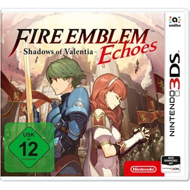 Fire Emblem Echoes: Shadows of Valentia (USK) (3DS)