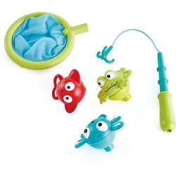Hape Badespielzeug Angelspaß-.Set Badespielzeug