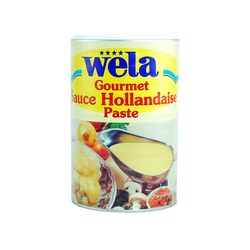 Sauce Hollandaise Paste - wela 810g - 3,1L