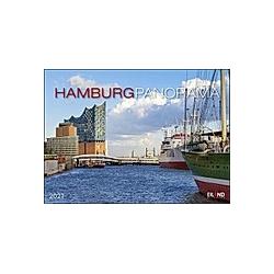 Hamburg Panorama 2021
