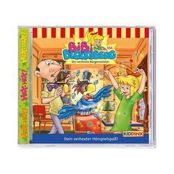 Kiddinx Hörspiel CD Bibi Blocksberg 104 - Der verhexte