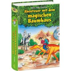 Loewe Verlag Das magische Baumhaus - Abenteuer mit dem magischen Baumhaus ISBN-Nr.=978-3-7855-7555-0