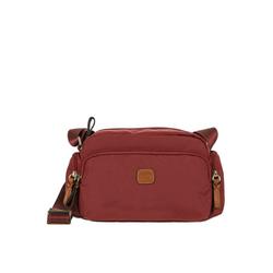 Bric's Umhängetasche X-Bag Schultertasche 30 cm rot