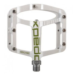 Xpedo Blockpedale Pedal Xpedo SPRY weiß, 9/16', XMX24MC