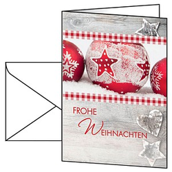 25 SIGEL Weihnachtskarten Winter Feeling DIN A6
