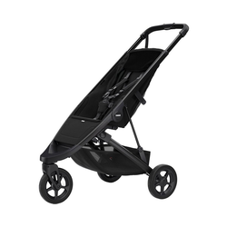 Thule Kinder-Buggy Buggy Spring Stroller - Black schwarz