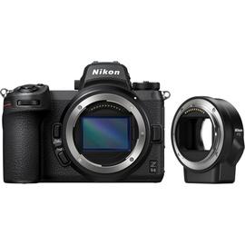 Nikon Z 6 II  Body + FTZ Objektivadapter