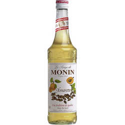 (12.84 EUR/l) Monin Amaretto Sirup  - 700 ml