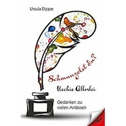 Schmunzelst du?. Ursula Dippe  - Buch