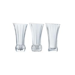 Nachtmann Tischvase Spring Glasvasen 13 cm gemischt 3er Set