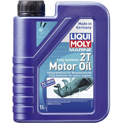 Liqui Moly Marine Fully Synthetic 2T 25021 Motoröl 1l