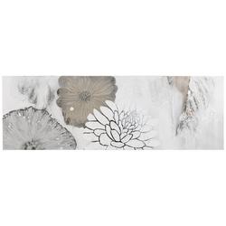 Schneider Bild Blüten Mix, mit Acrylfarbe auf Leinwand gemalt