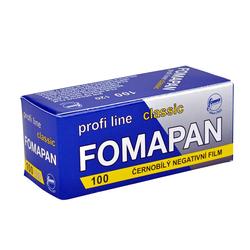 FOMA Fomapan Classic 120 100 ASA
