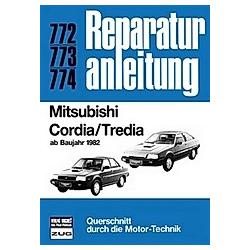 Mitsubishi Cordia/Tredia - Buch