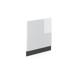 Vicco Sockelblende Küchenschrank Geschirrspülerblende 60 cm R-Line Anthrazit