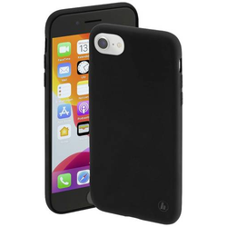 Hama Finest Feel Cover Apple iPhone 6, iPhone 6S, iPhone 7, iPhone 8, iPhone SE (2020) Schwarz