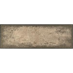wash+dry Fußmatte, Shades of Brown 60x180 cm, innen und außen, waschbar