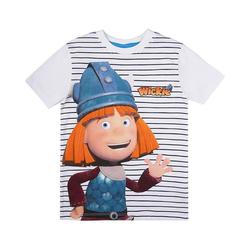 Wickie T-Shirt Wickie T-Shirt für Jungen 128