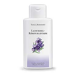 Lavendel-Körperlotion