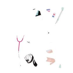 Our Generation - Krankenhaus Set mit Rollstuhl
