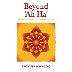 Beyond 'Ah-Ha' als Buch von Bronwen A Sciortino