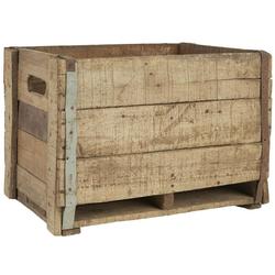 Ib Laursen Holzkiste Holzkiste Alt Holz Flaschen Kasten Kiste 12 Fächer Unika Ib Laursen 23033 00