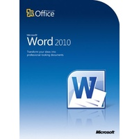Microsoft Word 2010 ESD DE Win