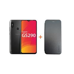 Gigaset Gigaset GS290 + Book Case grey Handy
