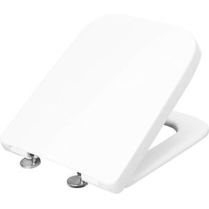 """Cornat WC-Sitz """"Premium 7"""" - Flaches Design - Pflegeleichter Duroplast - Quick up & Clean Funktion - Absenkautomatik - Bequeme Montage von oben / Toilettensitz / Klodeckel / KSPREMSC700"""