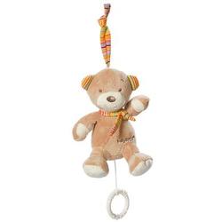 fehn® Mini-Spieluhr Teddy - Rainbow