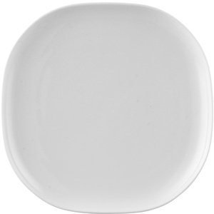 Rosenthal Moon weiß Platte 24 cm