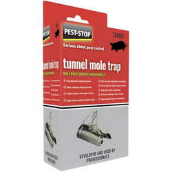 PEST STOP Tunnel Trap Wühlmausfalle 1St.