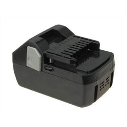 Powery Akku für Hitachi Handkreissäge C 18DSL, 18V, Li-Ion