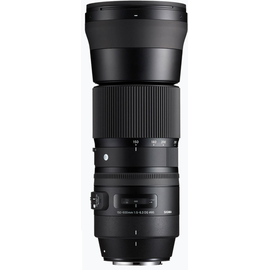 Sigma 150-600 mm F5,0-6,3 DG OS HSM (C) Canon EF + Tele-Konverter