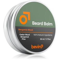 Beviro Bergamia Wood Bart-Balsam 50 ml
