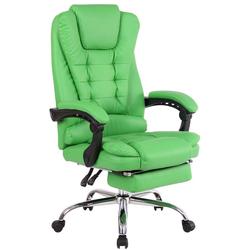 CLP Schreibtischstuhl Oxygen mit Fußablage grün