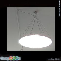 LED Panel Designleuchte Ø 60cm 48 Watt neutral-weiß