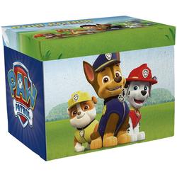 PAW PATROL Aufbewahrungsbox Aufbewahrungsbox mit Spielmatte, PAW Patrol