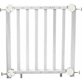 Roba Türschutzgitter 72-115,5 cm weiß