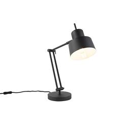 Retro Tischlampe schwarz - Chappie