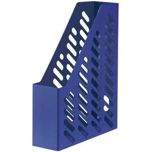HAN KLASSIK 1601-14 Stehsammler DIN A4, DIN C4 Blau Polystyrol