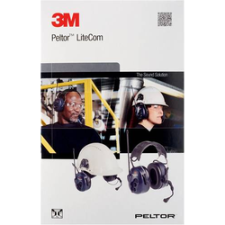 3M Peltor LCP3 Kapselgehörschutz-Headset 33 dB 1St.