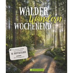 Wälder Wandern Wochenend': Buch von Julia Schattauer