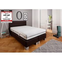 Komfortschaummatratze Tri Sensation, BeSports, 22 cm hoch 90 cm x 200 cm x 22 cm