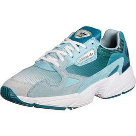 adidas Falcon aqua blue/ white, 38