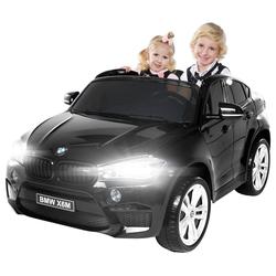 Actionbikes Motors Spielzeug-Auto Kinder Elektroauto BMW X6M F16 XXL, für 2 Kinder - inkl. Fernbedienung