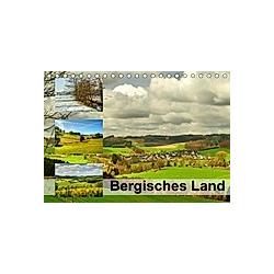 Bergisches Land (Tischkalender 2021 DIN A5 quer)
