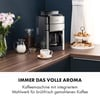 Aromatica X Kaffeemaschine Mahlwerk Glaskanne Aroma+ Edelstahl