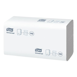 Papierhandtücher weiß, Tork, 19.6 cm